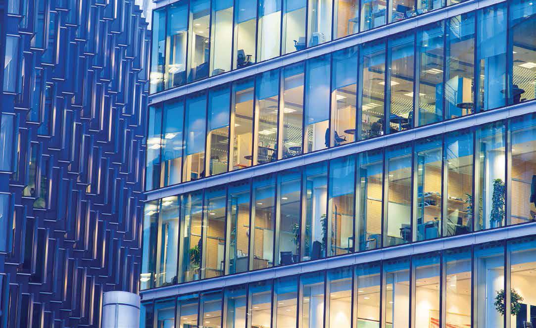 Savills Prime Office Cost Index Q4 2016