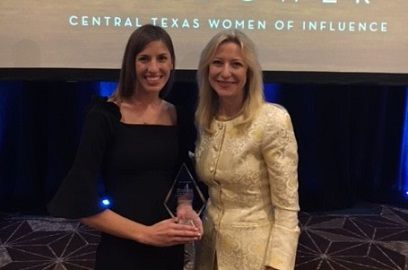 Alecia Burdick Wins Prestigious Rising Star Award in Austin