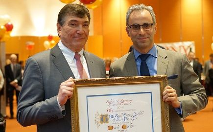 Ira Schuman & David Carlos Win REBNY Most Ingenious Deal of the Year