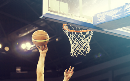 Savills Studley Carolinas' $3,000 is a Slam Dunk for Charities