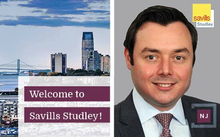 Slava Vaynberg Joins Savills Studley's Rutherford Office