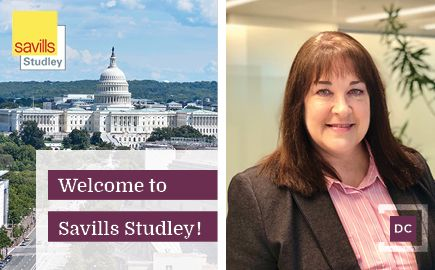 Design Expert Ann Linstrom Joins Savills Studley in Washington, DC