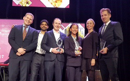 kamaco Studley Knowledge^3 Wins Global Innovator Award