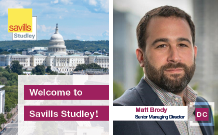 Matt Brody Joins the Savills Studley Capital Markets Group