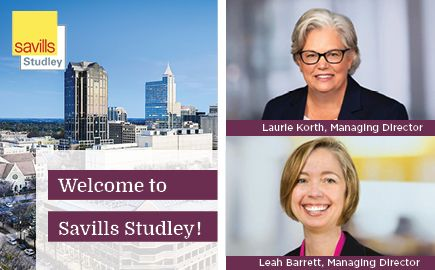 Savills Studley Strengthens its North Carolina Project Management Group