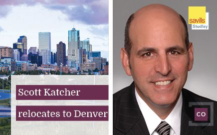 Savills Studley Exec Relocates to Denver Office