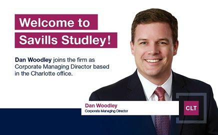 Savills Studley Announces New Hire in Charlotte
